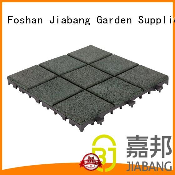 JIABANG hot-sale rubber gym mat tiles low-cost house decoration