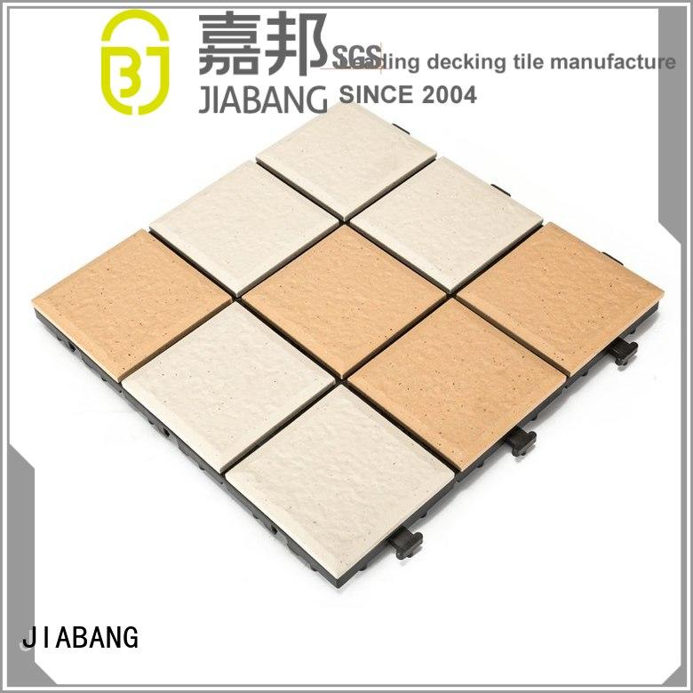 JIABANG Brand stbg porcelain outdoor ceramic tile manufacture