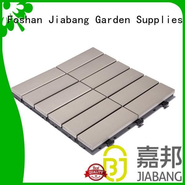 JIABANG durable plastic garden tiles anti-siding garden path