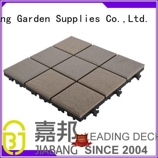 ceramic garden tiles gazebo jj01 porcelain patio tiles porch JIABANG Brand