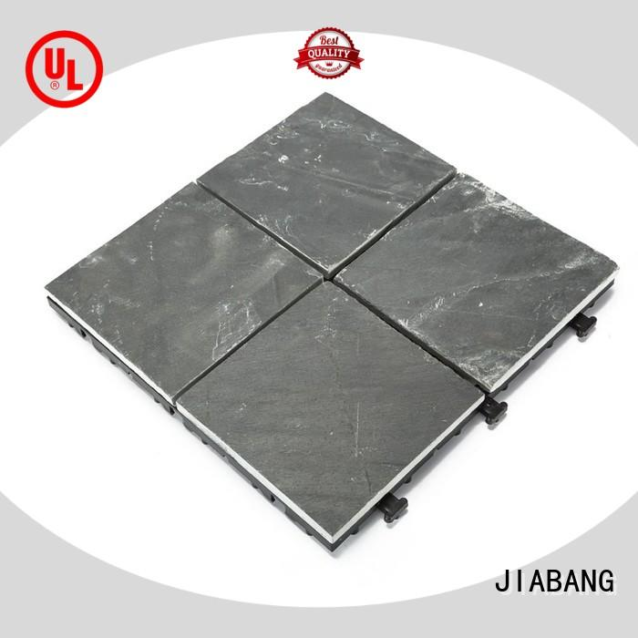 JIABANG slate floor tiles for sale basement decoration swimming pool