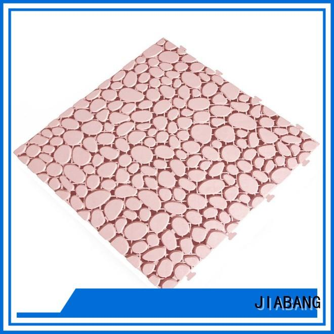 JIABANG protective plastic wood tiles top-selling kitchen flooring