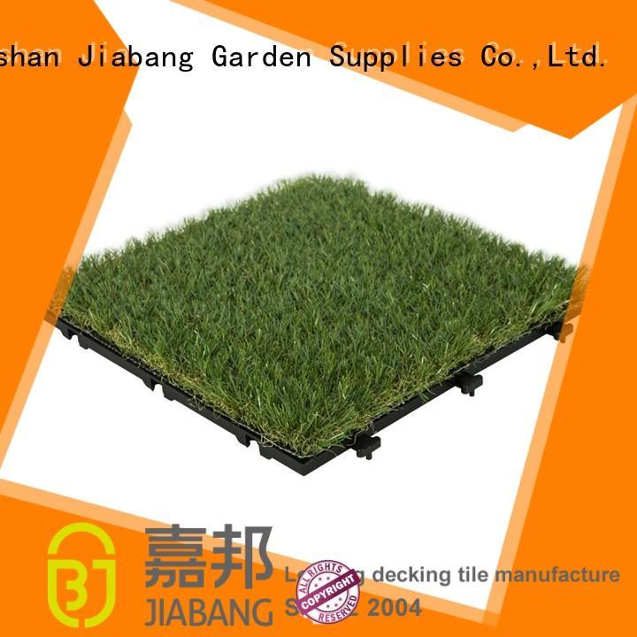 JIABANG high-quality deck tiles on grass hot-sale path building