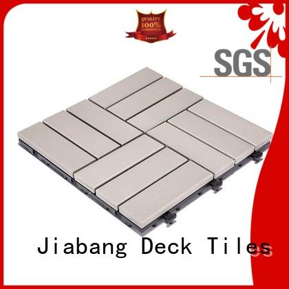 JIABANG hot-sale outdoor plastic tiles anti-siding home decoration