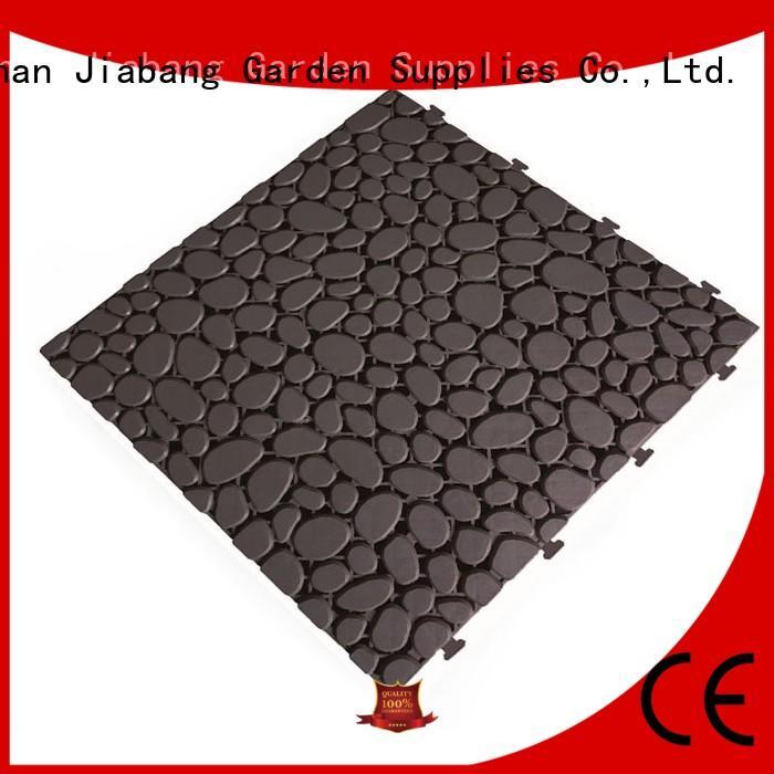 protective plastic wood tiles
