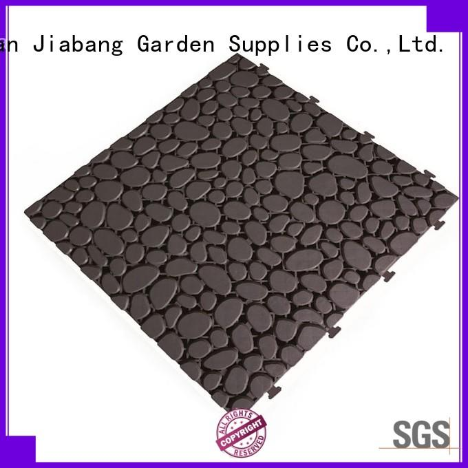 hot-sale non slip bathroom tiles plastic mat non-slip kitchen flooring