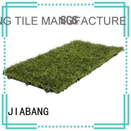JIABANG Brand grass artificial garden grass floor tiles