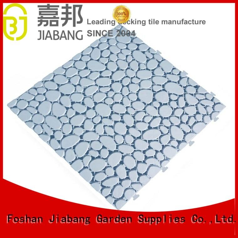 JIABANG Brand floor coral deck non slip bathroom tiles manufacture