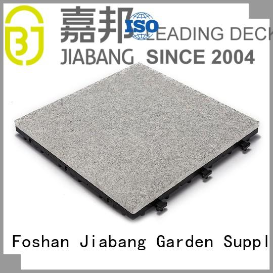 30x30cm patio flamed granite floor tiles interlocking room JIABANG Brand