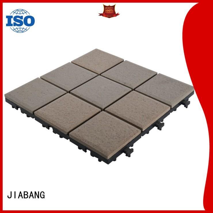 JIABANG flooring porcelain patio tiles cheap price gazebo construction