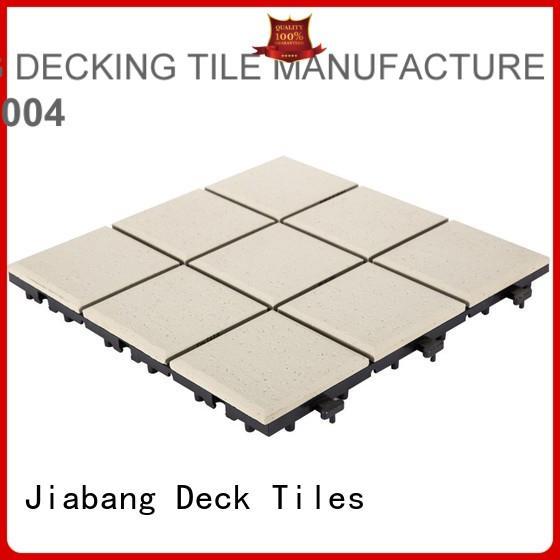 tiles ceramic interlocking JIABANG Brand outdoor ceramic tile