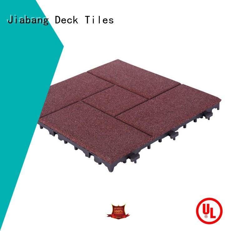 JIABANG hot-sale gym floor tiles interlocking flooring for wholesale