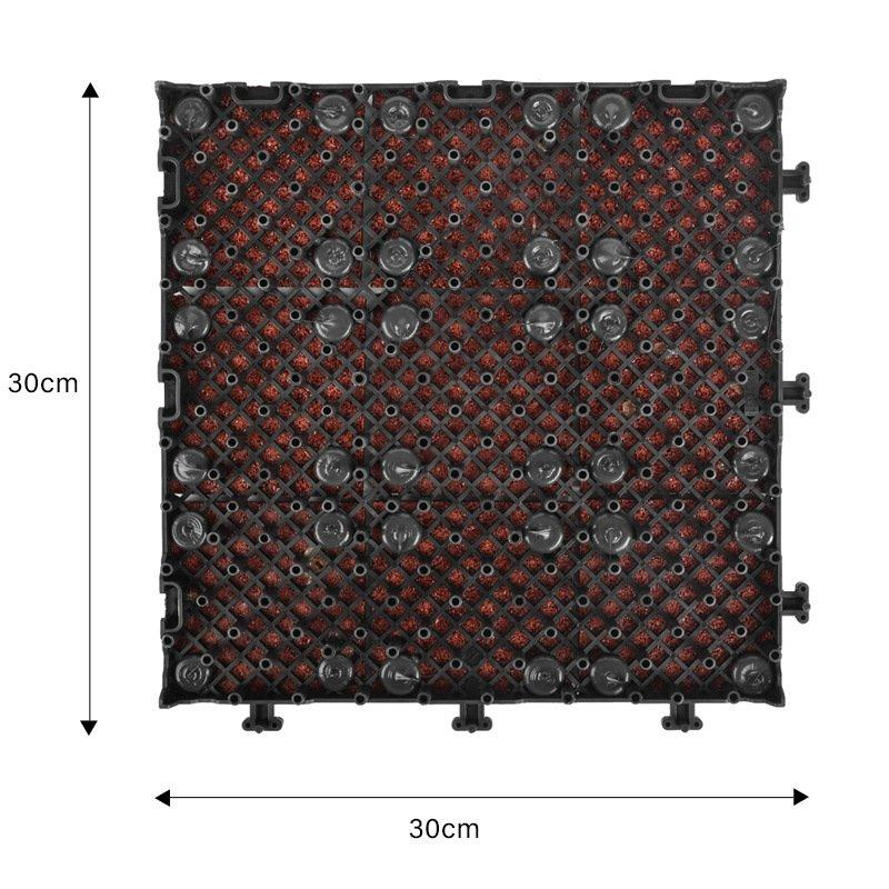 hot-sale interlocking rubber mats composite light weight house decoration-3
