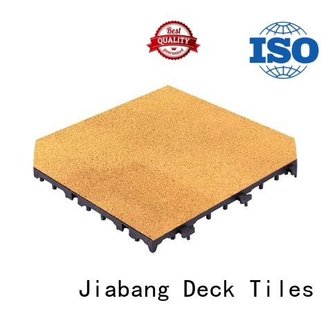 JIABANG playgrounds rubber playground tiles free delivery at discount