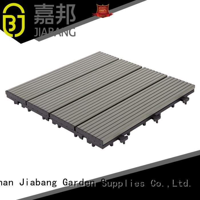 JIABANG Brand deck dark metal look tile