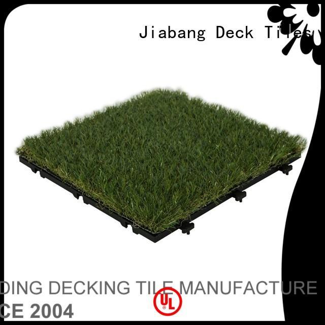 hot-sale grass deck tiles landscape path building JIABANG