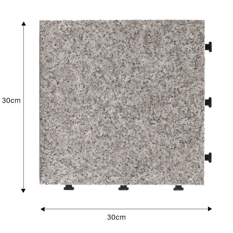 JIABANG low-cost gray granite tile from top manufacturer for porch construction-1