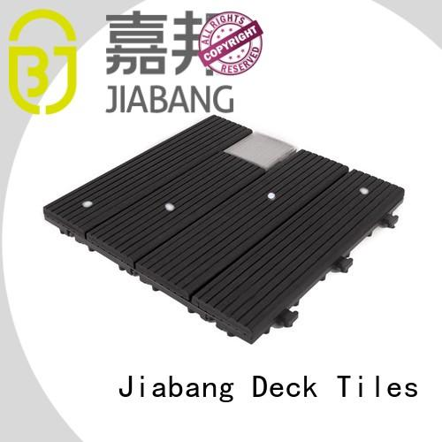JIABANG high-quality balcony deck tiles decorative ground