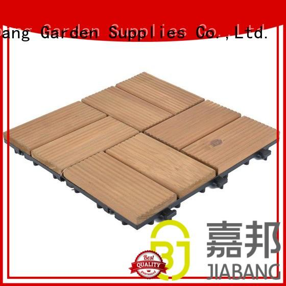 adjustable hardwood deck tiles diy wood long size for garden