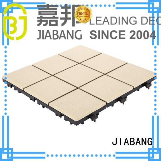 exterior patio roof outdoor ceramic tile garden JIABANG