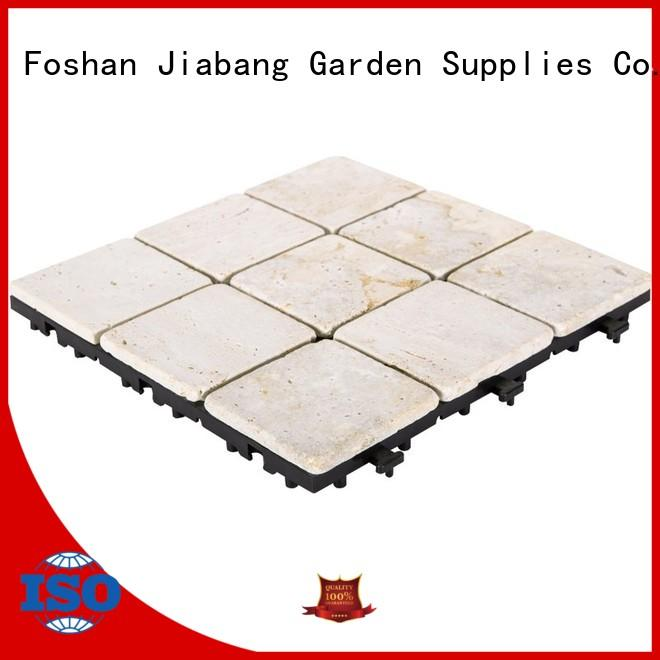 JIABANG hot-sale travertine tiles price natural for playground