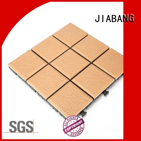 JIABANG porcelain deck tiles at discount