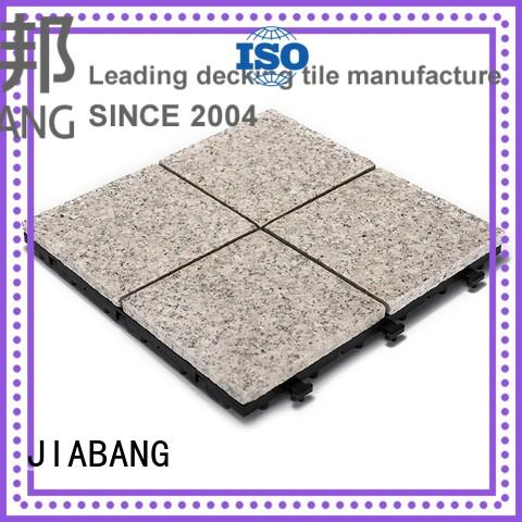 exterior patio flooring flamed granite floor tiles JIABANG manufacture
