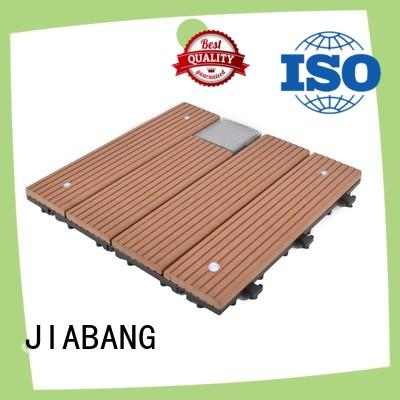 JIABANG eco-friendly balcony deck tiles protective home