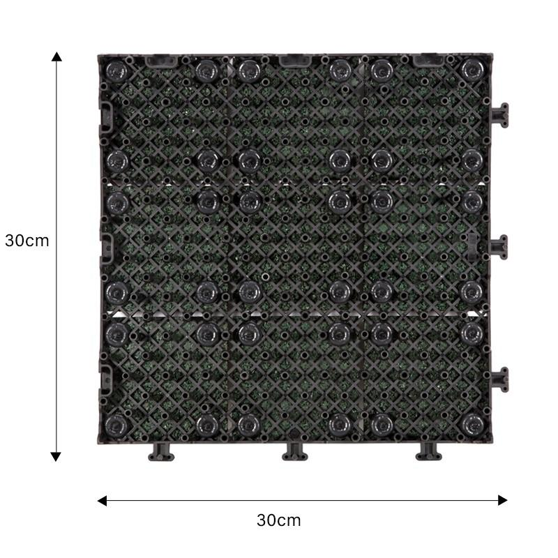 professional interlocking rubber mats playground cheap house decoration-2