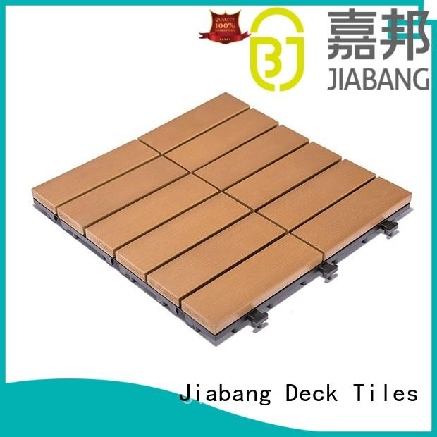 JIABANG high-end plastic decking manufacturers anti-siding gazebo decoration
