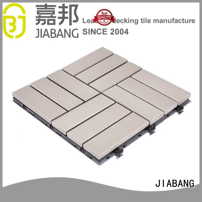 JIABANG wholesale plastic patio tiles popular garden path