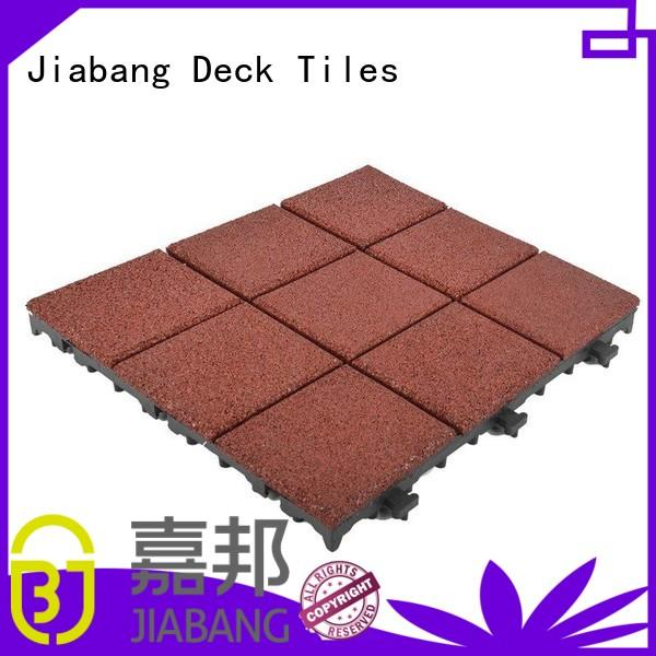JIABANG flooring rubber gym tiles light weight for wholesale