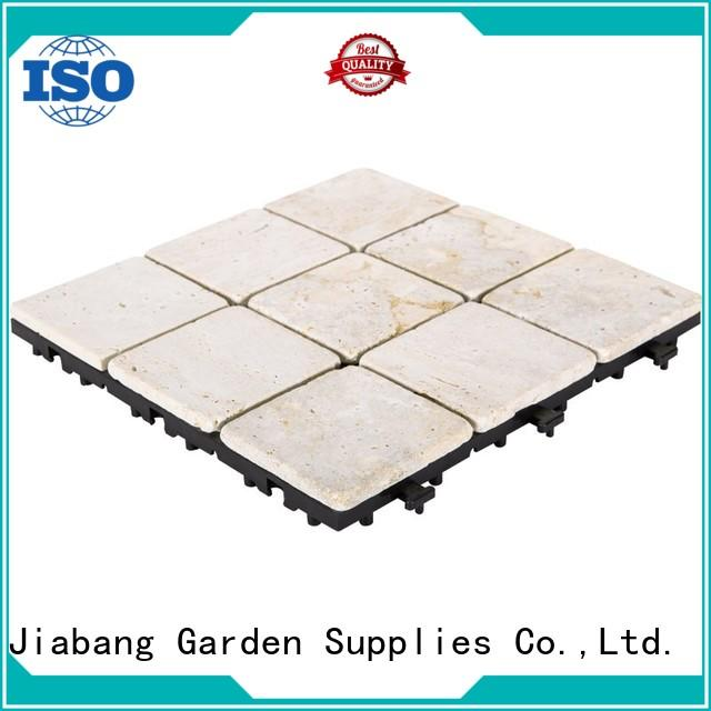hot-sale tumbled travertine tile natural wholesale for playground