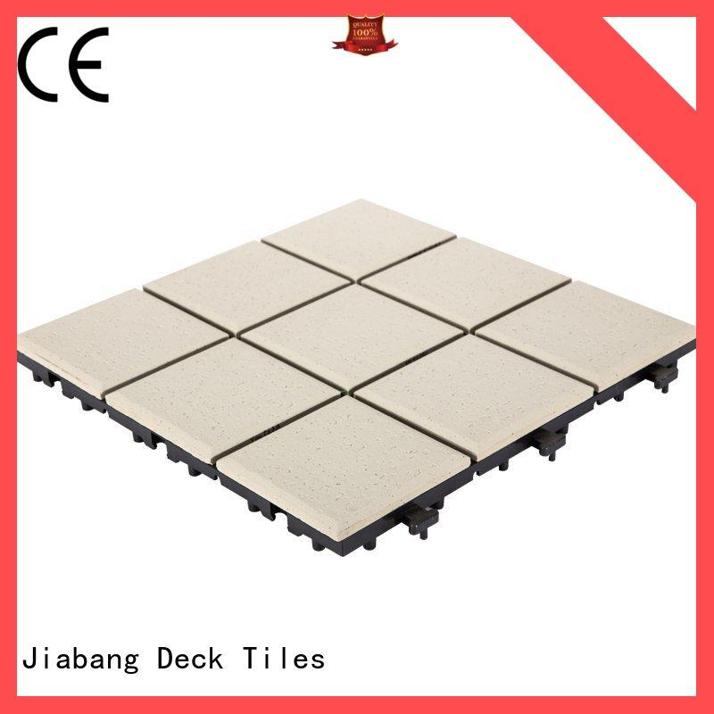 JIABANG wholesale outdoor ceramic tile for patio best manufacturer for patio