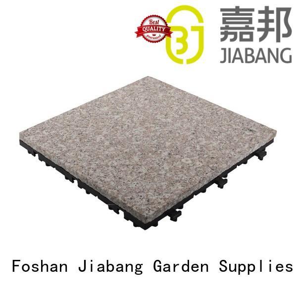 flamed granite floor tiles waterproof paver Warranty JIABANG