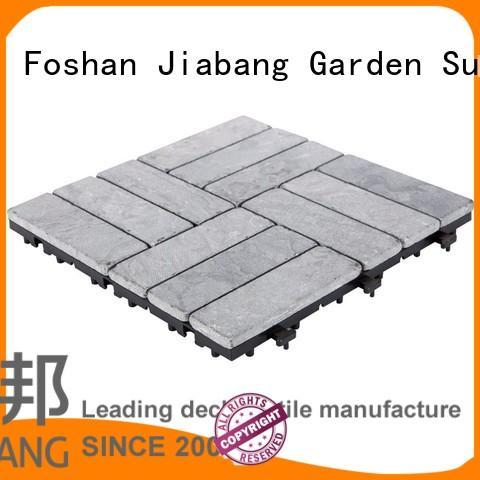 yellow patio deck travertine pavers for sale JIABANG Brand
