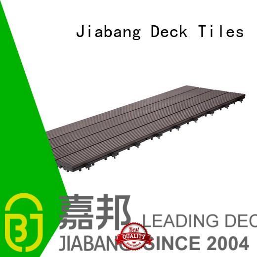 JIABANG Brand dark aluminum metal modern aluminum deck board