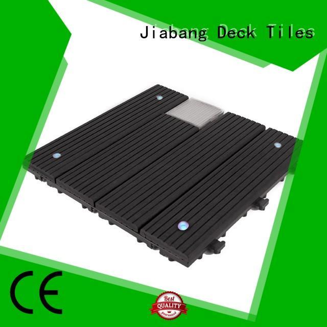 Garden lamp solar light deck tiles SSLB-WPC30- LDP