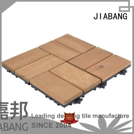 JIABANG diy wood hardwood deck tiles flooringwood wooden floor