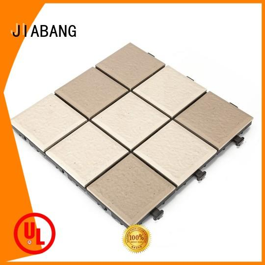 hot-sale porcelain garden tiles interlocking at discount for office