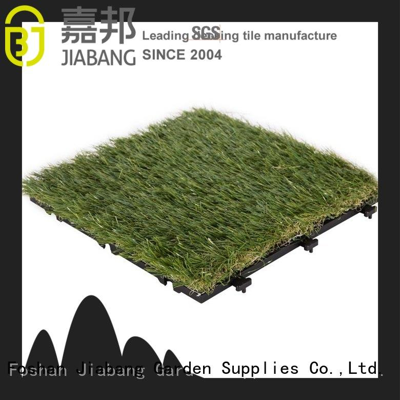 JIABANG outdoor patio tiles over grass anti-bacterial for customization