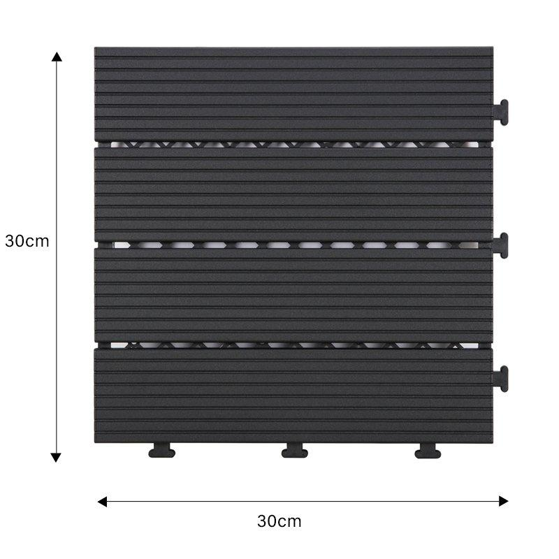 JIABANG metal aluminum deck board light-weight for wholesale-1