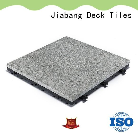 JIABANG highly-rated granite deck tiles from top manufacturer for porch construction