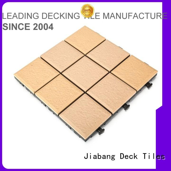 JIABANG ODM porcelain tile for outdoor patio free delivery for patio decoration