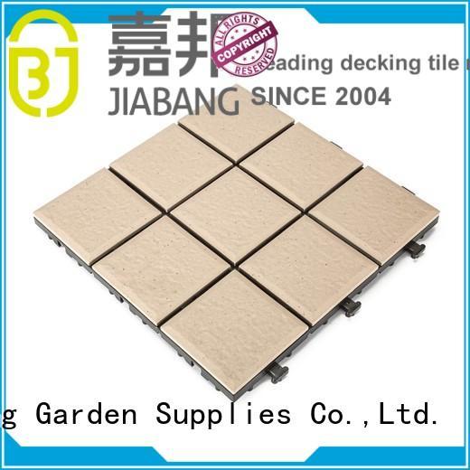 exterior ceramic floor tiles balcony for garden JIABANG