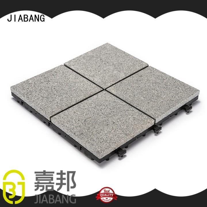 JIABANG latest granite deck tiles factory price for wholesale