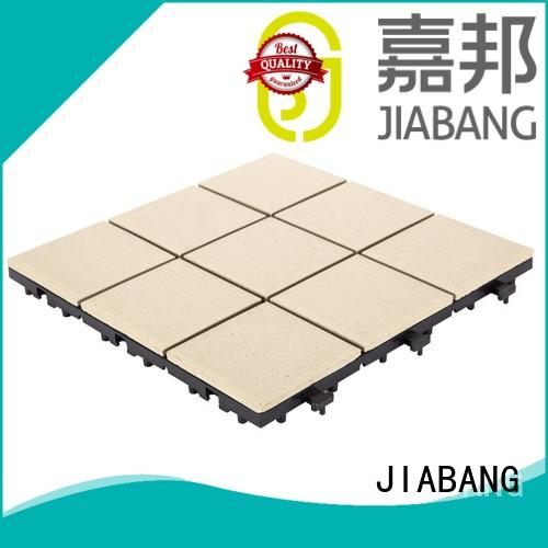 JIABANG hot-sale ceramic deck tiles best manufacturer for garden