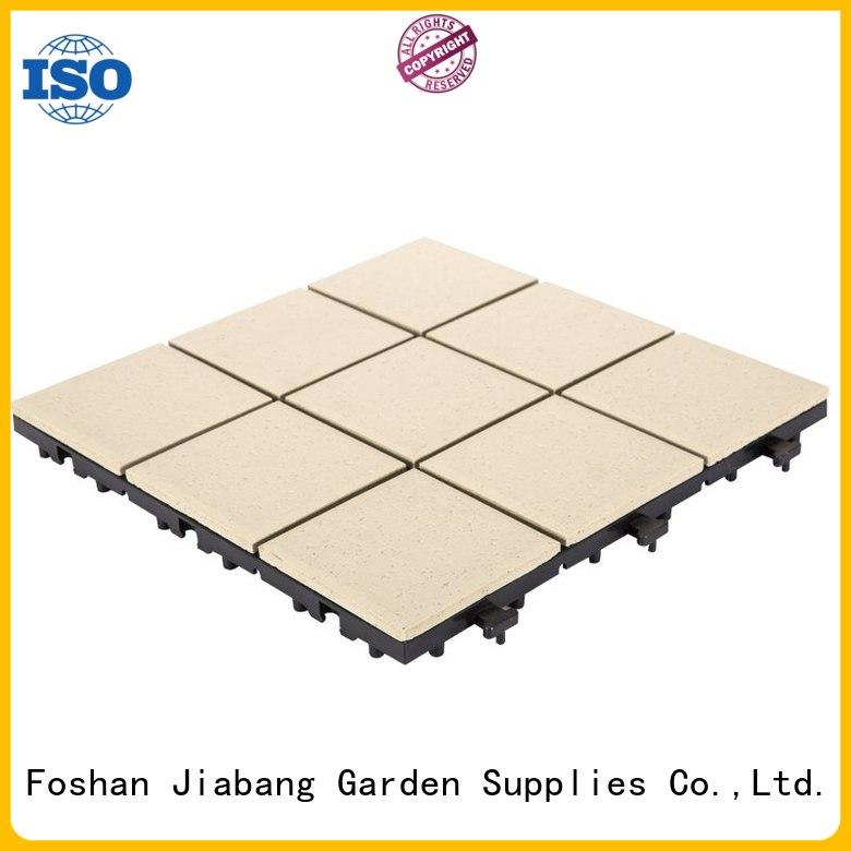 stow porcelain garden tiles best manufacturer for office JIABANG