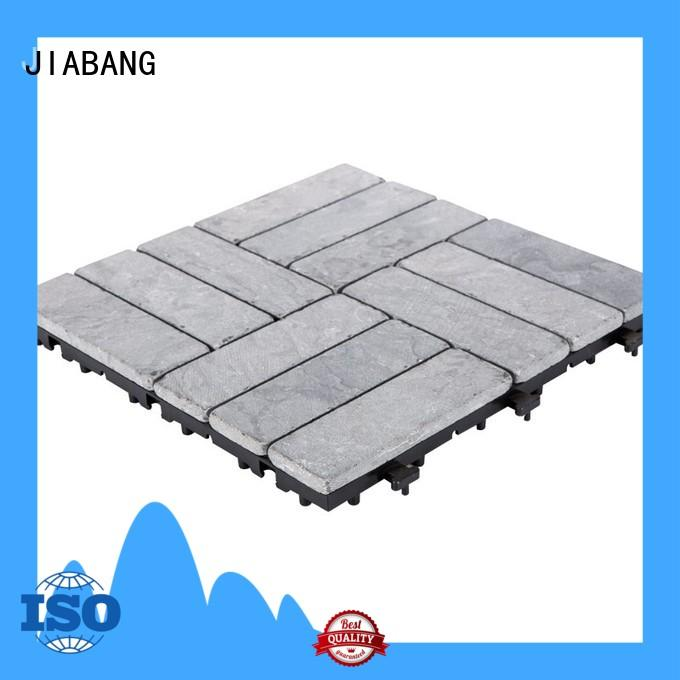 JIABANG diy tumbled travertine tile wholesale from travertine stone