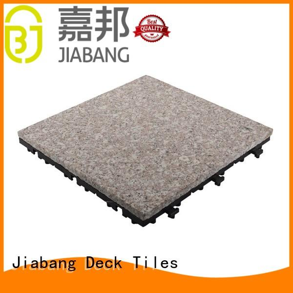 granite deck tiles durable factory price for wholesale